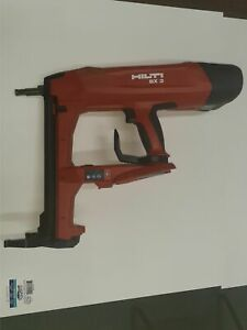 Hilti BX 3 02 Cordless Nailer - Actuated Direct Fastening Tool 27976