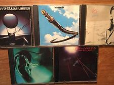 Vangelis [5 CD Alben] Beaubourg + See You Later + Spiral + Albedo + Short Storie