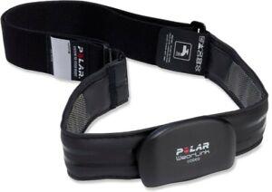 1 POLAR WearLink Plus Straps (Size M-XXL) and Monitor - Black