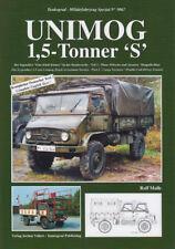 Tankograd: Unimog 1,5-Tonner 'S' Teil 2 - Militärfahrzeug Spezial Nr. 5067 - Ral