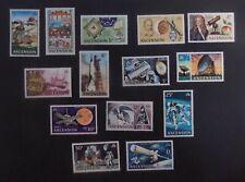 Ascension 1971 decimal currency defins space travel  SG135/48 MNH UM unmounted