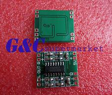 10PCS 2.5-5V 2X3W Mini Audio Class D amplifier board PAM8403 board  M4