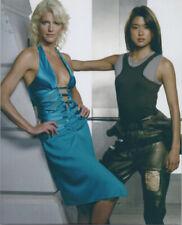 Battlestar Galactica 2004 Tv series 8x10 photo Grace Park Tricia Helfer