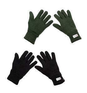Strickhandschuhe 3M Thinsulate Insulation Handschuhe gefüttert Fingerhandschuhe