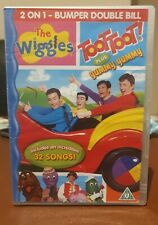 The Wiggles - Toot Toot! / Yummy Yummy (DVD, 2005)