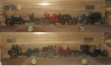 1579. Brumm Gift Set 3 models R009-R010-R011 FIAT 75hp,FIAT 110hp,FIAT S74 corsa