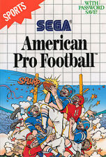 ## SEGA Master System - American Pro Football / MS Spiel ##