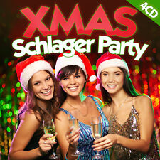 CD beau schlager party de various artists 4cds