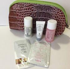 Sysley Sampler Set: Global Purfect Pore Minimizer,cleansing Milk,Toner, Body Cre