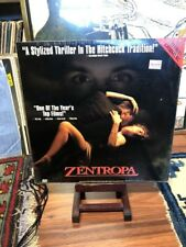 Zentropa (Europa) (1992) [1599 AS] Laserdisc NEW LD