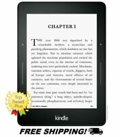 Amazon Kindle Voyage (7th Gen) 4GB Wi-Fi Paperwhite e-reader Tablet