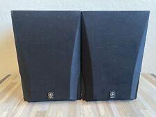 Yamaha Bookshelf Speakers NS-A528 Fully Tested Sound Awesome!