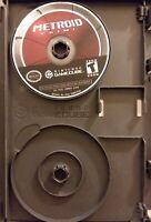 NO BONUS DISC Metroid Prime (Nintendo GameCube) INCOMPLETE Game Disc ONLY fr/shp