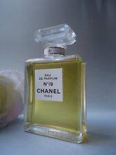 CHANEL no19 EDP 50ml oltre RARO VINTAGE SPLASH 1970s-80s senza scatola odori FAVOLOSO