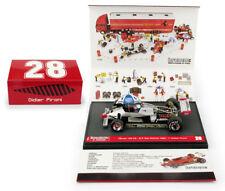 Brumm P014 Ferrari 126C2 Winner San Marino GP 1982 - Didier Pironi 1/43 Scale