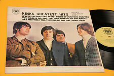 KINKS LP GREATEST ORIG CANADA EX TOP COLLECTORS