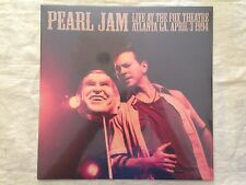 Pearl Jam ‎– Live At The Fox Theatre, Atlanta GA. April 3 1994 - LP near mint