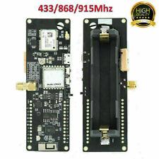 For TTGO T-Beam ESP32 LoRa 433/868/915Mhz Bluetooth REV1 WiFi GPS Module Board