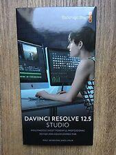 BMD Da Vinci Resolve Studio Dongle MAC/WINDOWS Brand New 12.5/14