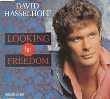 David Hasselhoff Looking for freedom (1988) [Maxi-CD]