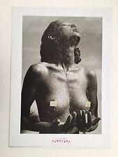 FERDINANDO SCIANNA, 'MARPESSA'  PHOTOGRAPHY, AUTHENTIC POSTER 2001