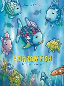 Rainbow Fish to the Rescue by Pfister, Marcus Paperback Book The Cheap Fast Free