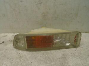 90 91 92 93 Acura Integra Left Front Side Marker Light OEM Bumper Mounted