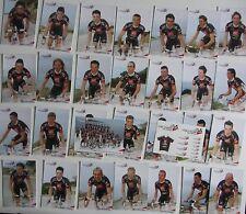 Equipe Complète CAISSE EPARGNE ILLES BALEARS 2006, 29 Cartes Cyclisme