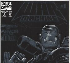 WAR MACHINE #1 Foil Covered First Issue from April 1994 in VF- Condition