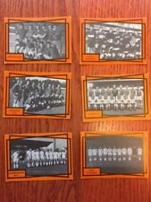 Monty Gum 1968 Football team cards – CHOOSE THE ONES YOU NEED! ALL LISTED – LOTS