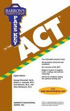 NEW - Pass Key to the ACT (Barron's Pass Key)