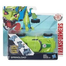 TRANSFORMERS SPRINGLOAD FIGURE 1 STEP CHANGER AUTOBOT HASBRO B4652 NEW IN BOX!