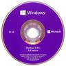 Microsoft Windows 10 Pro Professional 64Bit DVD - Official Installation DVD Disc
