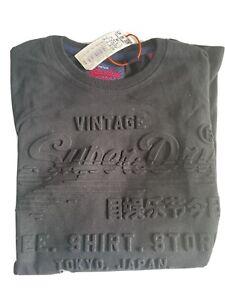 mens superdry size medium long sleeved top