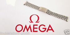 Omega Bracciale da uomo - 1960/1970er - no. 11 ref. 1187/188 18mm F. Constellation