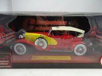 1:18 Signature Models #68625 1934 Duesenberg Jaune/Rouge Lmtd.ed. 1/2000 Rare §