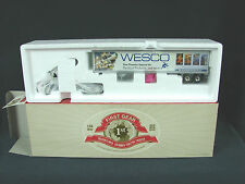 First Gear Freightliner Columbia Tractor Trailer Truck 1:54 Diecast Metal Wesco