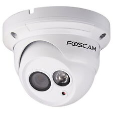 HD Foscam fi9853ep Poe Dome red cámara cámara de vigilancia infrarrojos barato 720p
