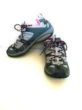 Women's Merrell Vibram Performance Footwear Tennis Shoes sz 8 M Pink Black Gray