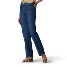 NEW!!  Women's Lee® Relaxed Fit Straight-Leg Jeans 3051883