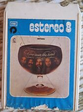 "DEEP PURPLE:""COME TASTE.."" CARTUCHO 8 PISTAS  SPANISH 1975 ..ULTRA RARE !!!!!!!!"