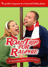 DVD: Road Trip for Ralphie: A Christmas Story Documentary, Jordie Schwartz, Tyle