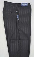 Polo Golf Ralph Lauren Links Black Stripe Pima Cotton Pants Size 33/32 NWT $145