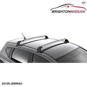 Genuine Nissan Dualis J-10 Roof Bars (2WD) G3125JD000AU