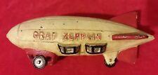 Vintage Cast Iron Graf Zepplin Toy/Door Stop