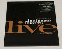 HOTHOUSE FLOWERS:BOX LIVE RECORDED+COLOUR POSTER SEALED