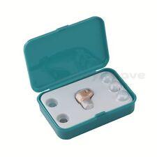 Mini In Ear Adjustable Sound Amplifier Deaf Hearing Aid Aids Set