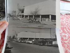 2 1961 Saks Fifth Avenue Garden City LI Long Island Construction Photos