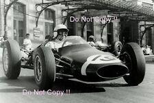 Jo Bonnier Rob Walker Racing Team Cooper T66 Grand Prix de Monaco 1964 photographie