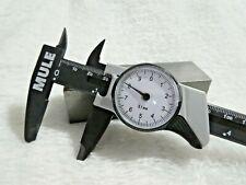 MULE 0-150mm dial vernier caliper measurement gauge micrometer tool